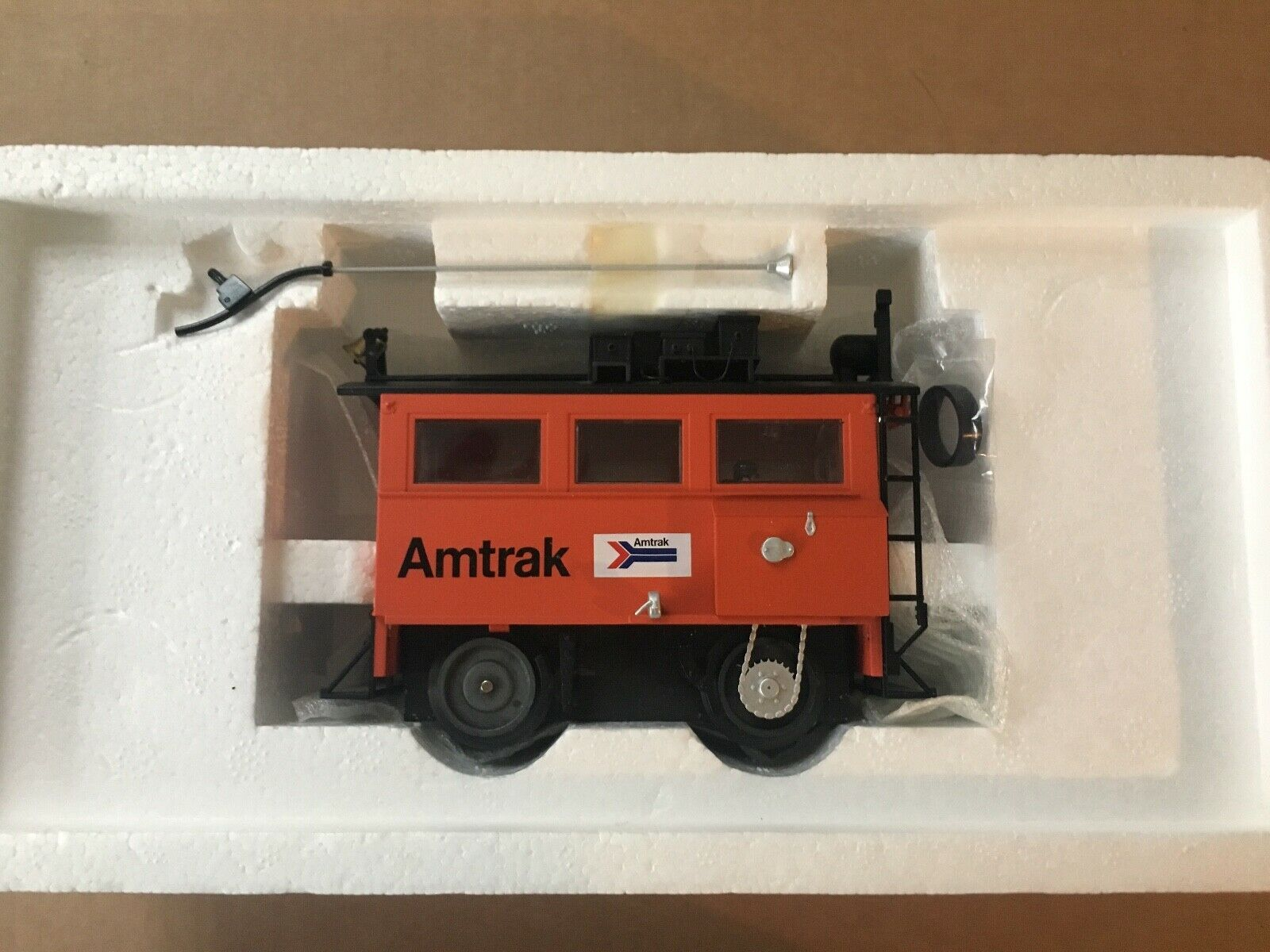 Lionel 628400 Amtrak Rail Bonder