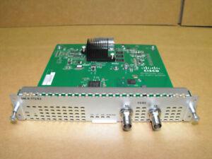Cisco-SM-X-1T3-E3-One-Port-Clear-Channel-T3-E3-Service-Module-1-Port-Channel