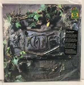 Damned-The-The-Black-Album-2x-LP-Record-Vinyl-BRAND-NEW-Grey-Vinyl