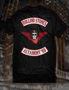 Rolling-Stones-T-Shirt-Sixties-Altamont-Tee-Gimme-Shelter-Hells-Angels-Biker