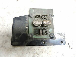 89 harley davidson flhtc electra glide ultra electrical junction