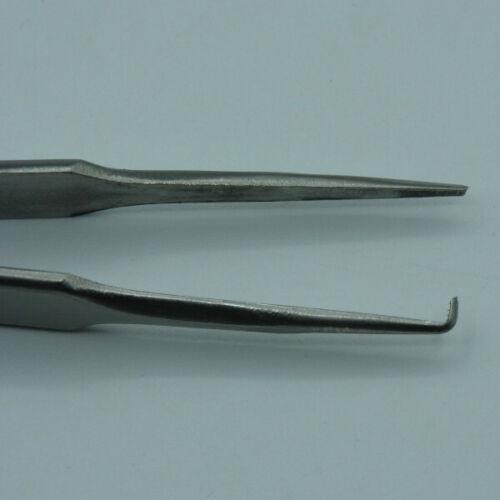 Split Ring Tool Sprengring Pinzette Zange Angelwerkzeug