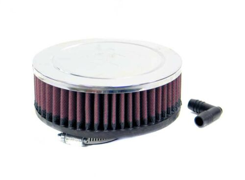 K/&N Filters RA-066V Universal Air Cleaner Assembly