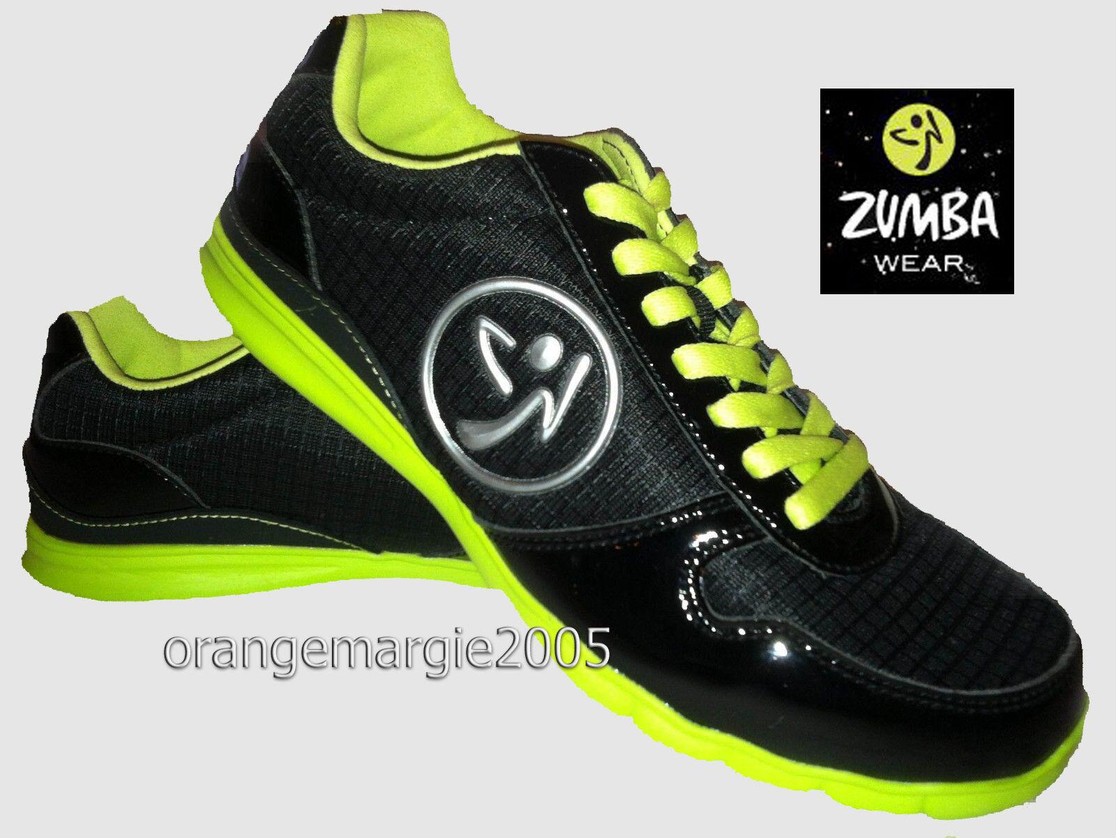 RARE 6 8 Zumba/'s Top Line ZUMBA Z-Kickz HIGH-TOP SHOES TRAINERS HIPHOP DANCE