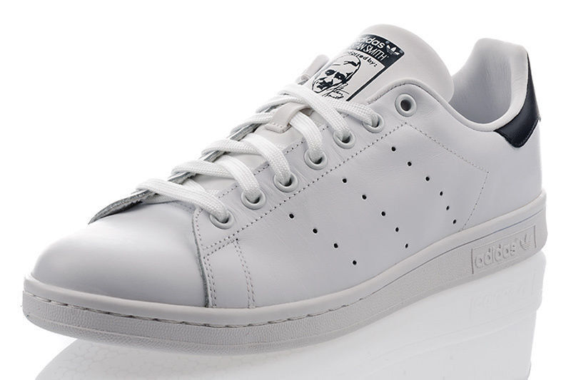 Scarpe Adidas Stan Smith Uomo Donna scarpe da da da ginnastica Scarpe da Ginnastica in Pelle Bianco m20325 Top 08d186