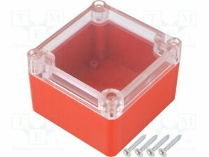 Carcasa-Universal-X-80mm-y-82mm-Z-55mm-ABS-Rojo-Junta-Z111PH-ABS-Red-Univ