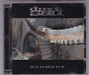 DRECKSAU-SCHMERZ-LIMITED-EDITION-2-CD-039-S-NUCLEAR-BLAST-GERMANY-1999