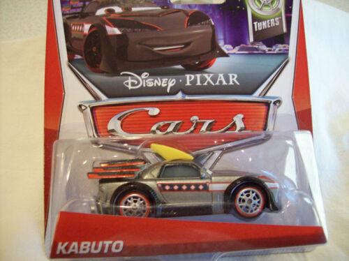 KABUTO Toon Tokyo Mater Mattel Disney Pixar CARS