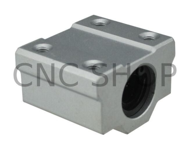 SC8UU 8mm LINEAR BALL BEARING CNC ROUTER 3D PRINTER RAIL SLIDE MOTION DIY KIT