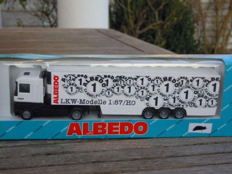 Albedo 1 87 RENAULT LORRY Albedo sammelpunkt Lorry BOXED