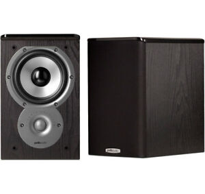 Polk-Audio-TSi-100-Black-Pr-Bookshelf-Loudspeakers