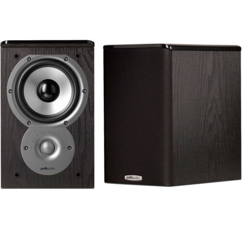 Bookshelf Loudspeakers Polk Audio TSi 100 Black Pr.