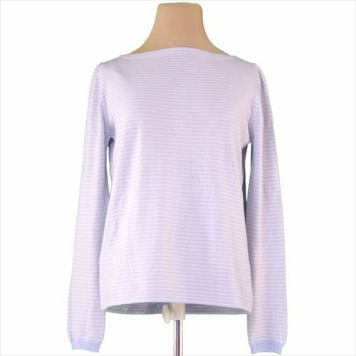 Prada knit  Blau Woman Authentic Used T7398