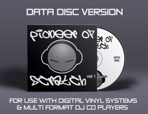DISC SET OR DIRECT DOWNLOAD TRAKTOR CDJ PIONEER OF SCRATCH VOL1 SERATO