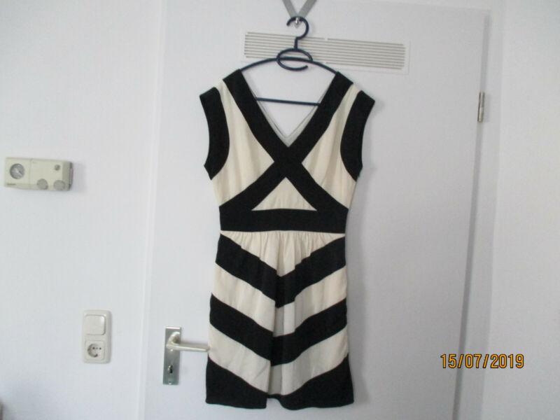 Angemessen Bcbg Maxazria Kleid Gr.34 Seide Neueste Technik