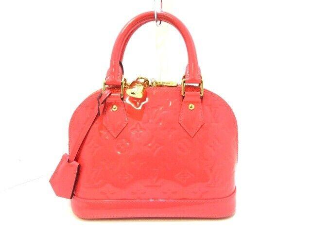 Louis Vuitton Alma Bb M90259 Vernis For Sale Online Ebay