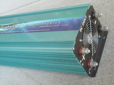 12V 240 V AC Power Jack (fake 10000W) 8000 Watt modified square wave  inverter   eBay