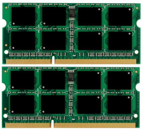 New 8GB 2X 4GB Memory Sodimm PC3-8500 DDR3-1066MHz