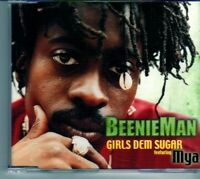 (DO290) Beenieman, Girls Dem Sugar Featuring Mya - 2001 CD