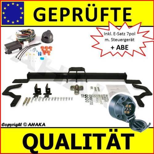 AHK ab 06 E-satz ES7 Citroen Jumper Bj Anhängerkupplung Elektrosatz komplett
