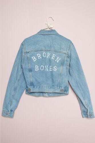 Rare Jean Authentique Brandy En Jackson Blue Melville Bones Cassée Veste Broken aBqxrdaw
