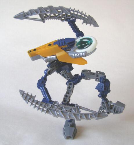 1 of 1 - LEGO 8615 Bionicle Metru Nui Vahki Bordakh With Kanoka Disc (Pre-Owned):