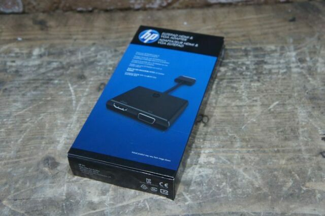 HP ELITEPAD HDMI VGA ADAPTER DRIVERS PC