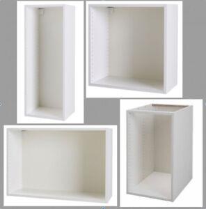 Image Is Loading Ikea Akurum Cabinet Boxes Upper Amp Lower Base