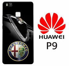 COVER 3D ALFA ROMEO for HUAWEI P9 CASE 139