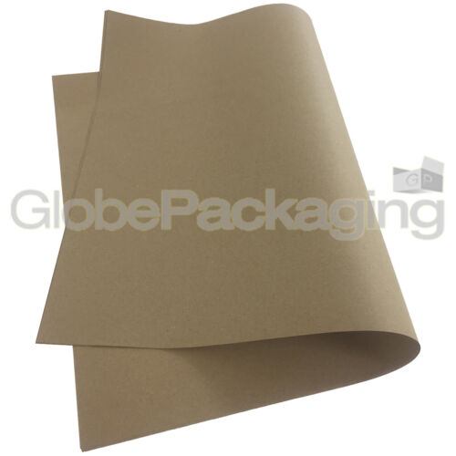 240 x QUALITY THICK BROWN KRAFT WRAPPING PAPER SHEETS 900x1150mm 100/% RECYCLABLE