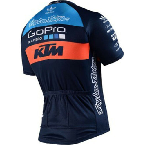 Troy Lee Designs TLD Men/'s Bicycle Cycling Ace Jersey Team KTM Navy Large
