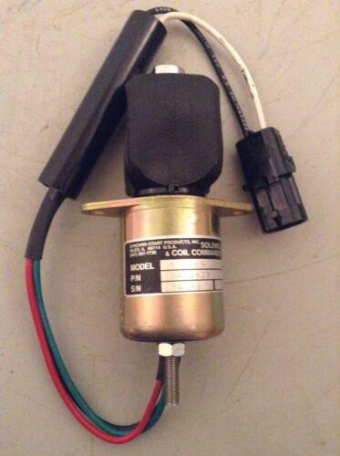 Model:1756ES Synchro-Start Products Fuel Shutoff Solenoid Valve P//N:SA-4623