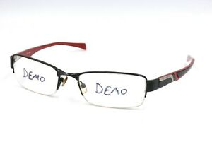 a0fba3f4b5 Image is loading Renoma-Men-039-s-Semi-Rimless-Eyeglasses-Frame-