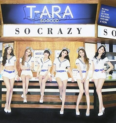 T-Ara - So Good [New CD] Asia - Import