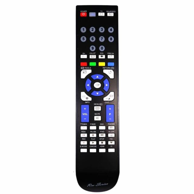 *NEW* RM-Series Replacement TV Remote Control for Samsung LE40A559P4FX