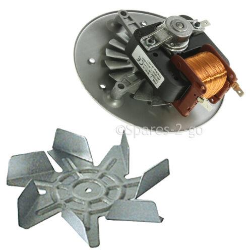 MOTOR /& ventole blade unità per ARISTON db62ixmk2 db62x Forno Fornello pezzo di ricambio