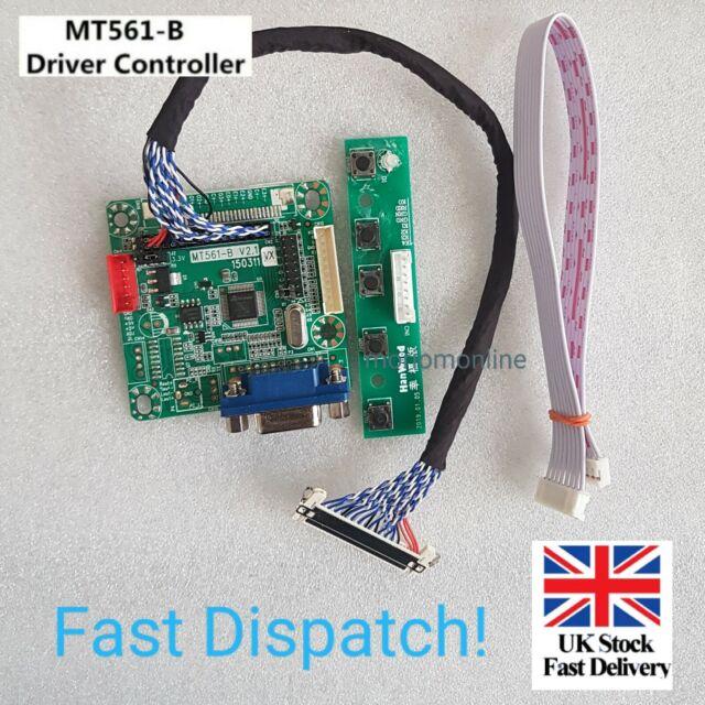 "MT561-B Universal LVDS LCD Monitor Driver Controller Board 5V 10""- 42"" M"