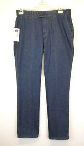 H14) Club Of Comfort Herren Jeans DALLAS Gr.52 W36 L34 Neu 59,95€ Blau