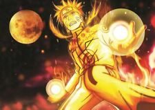 MANGA ANIME CARTOON ANIMATION JAPAN UZUMAKI NARUTO ART PRINT POSTER GIFT GZ5690