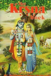 Het-KRSNA-BOEK-A-C-Bhaktivedanta-Swami-Prabhupada-Vrijwel-NIEUW-Krishna