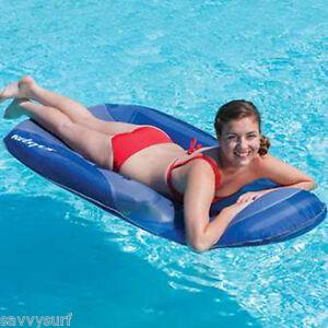 Kelsyus Floating Hammock Water Lilo Pool Beach Lounger