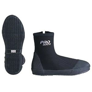 Promate 6.5mm Polaris Cold Water Scuba Diving Fishing Sports Zipper Boots