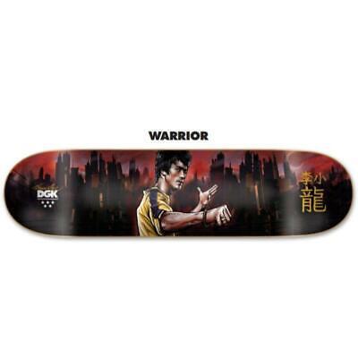 "DGK Bruce Lee Warrior Skateboard Sticker 4/"""