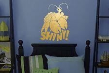 Inspired by Moana Wall Decal Sticker Tamatoa Shiny Crab