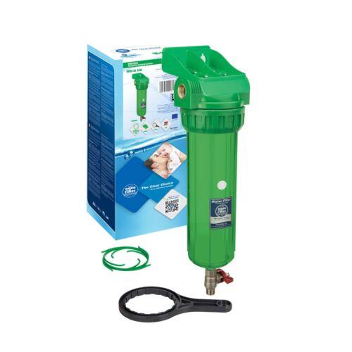 """10"""" i batteri e resistente ai raggi UV alloggiamento FILTRO ACQUA FILO 1/2"""" fhpr 12-3V_R-AB"""