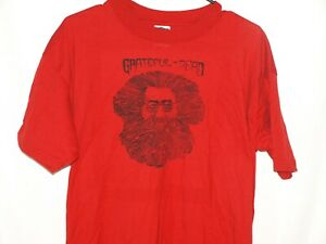grateful dead t shirt vintage style pig pen and jerry Garcia dead and company