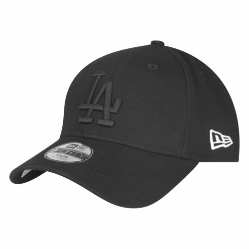 JERSEY LA Dodgers schwarz New Era 9Forty KINDER Cap