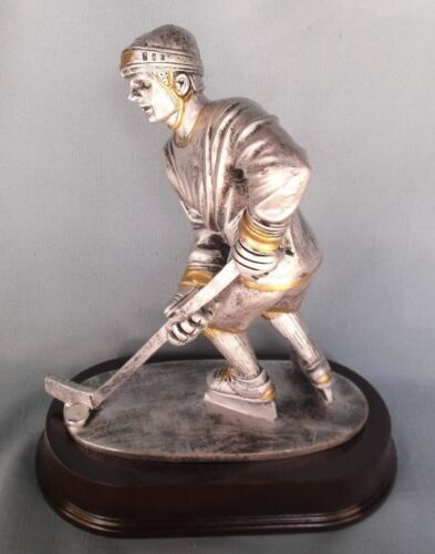 large male HOCKEY trophy statue resin award Marco RF230SG