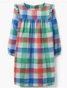 fa92187d3c7f Image is loading Gymboree-NWT-Girls-Holiday-Christmas-Red-Blue-Green-