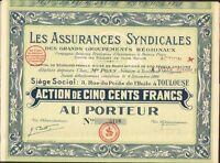 Les Assurances Syndicales (toulouse 31) (h)